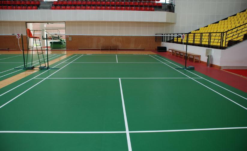 jasa pembutan lapangan badminton